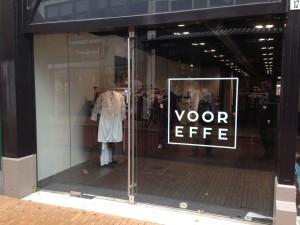 VOOREFFE Pop-up shop