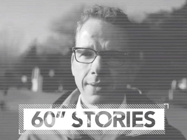 60 Second Story – Michel Lamtink