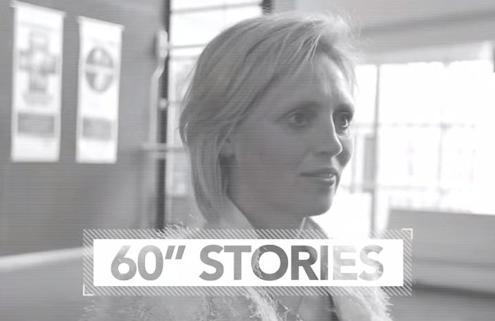 60 second story – Karin Verschoor