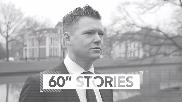 60 second story – Arjen Mol